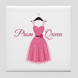 Prom Queen Tile Coaster