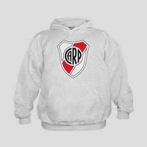 Escudo River Plate Kids Hoodie
