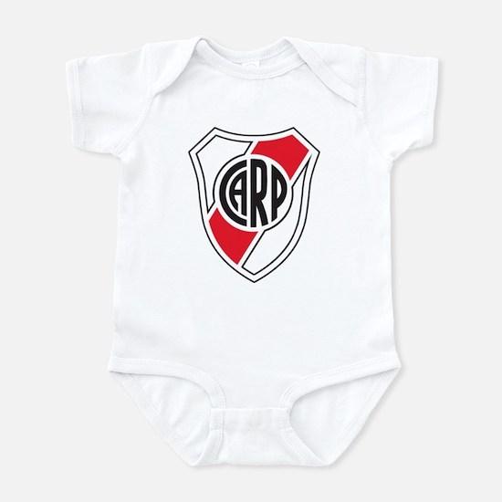Escudo River Plate Infant Bodysuit
