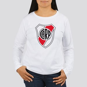 Escudo River Plate Women's Long Sleeve T-Shirt