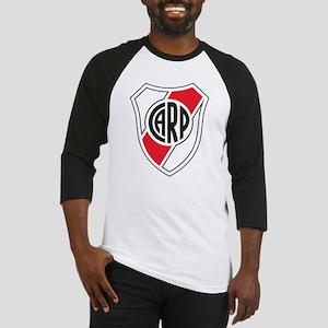 Escudo River Plate Baseball Jersey