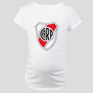 Escudo River Plate Maternity T-Shirt