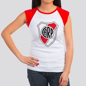 Escudo River Plate Women's Cap Sleeve T-Shirt