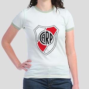 Escudo River Plate Jr. Ringer T-Shirt