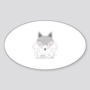 Little Cub Sticker