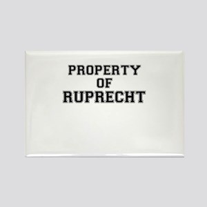 Property of RUPRECHT Magnets