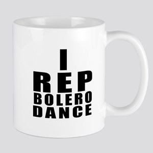 I Rep Bolero Dance 11 oz Ceramic Mug
