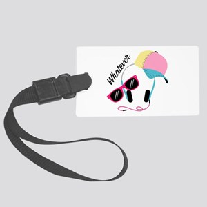 Whatever Luggage Tag