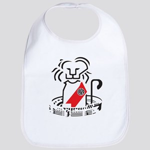 Lion River Plate Bib