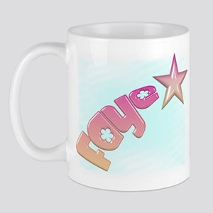 Faye Shooting Star Mug