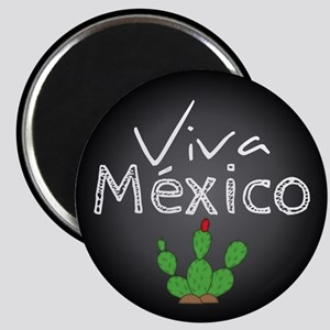 Viva Mexico Magnet Magnets