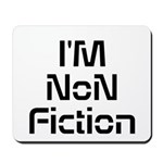 Im Non Fiction Mousepad
