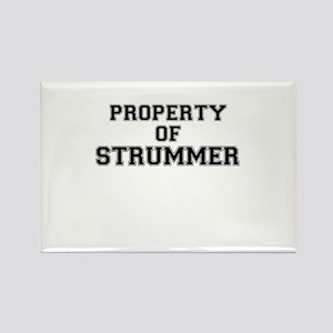 Property of STRUMMER Magnets