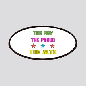 The Few, The Proud, The Alto Patch