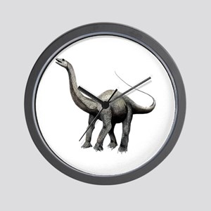 Apatosaurus Wall Clock