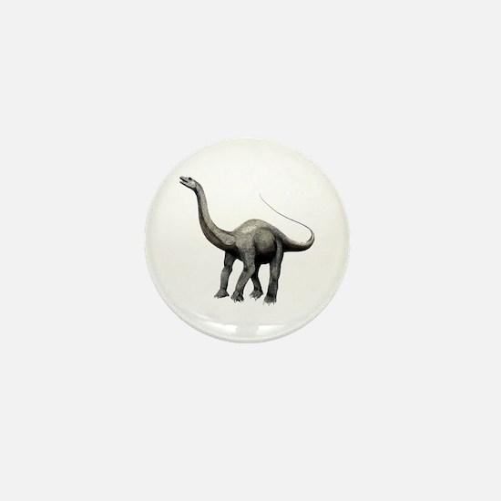 Apatosaurus Mini Button