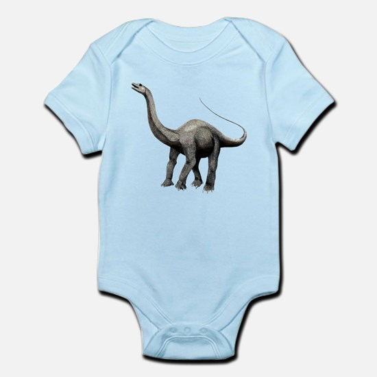 Apatosaurus Infant Bodysuit