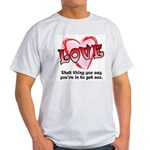 Love and Sex Light T-Shirt