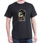 Chairman Meow - Outlined Dark T-Shirt