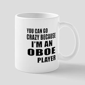 I Am oboe Player Mug
