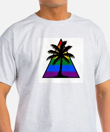 LGBT Torbay & South Devon Logo T-Shirt