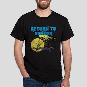 Return to Sender Tennis T-Shirt