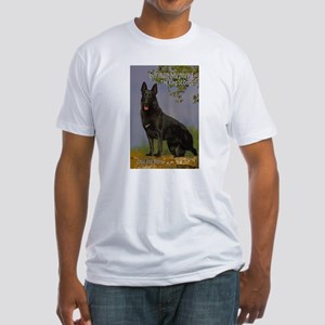 gsd-6 Fitted T-Shirt