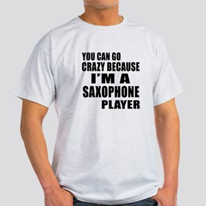 I Am saxophone Player Light T-Shirt