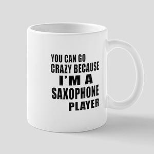 I Am saxophone Player Mug