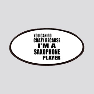 I Am saxophone Player Patch