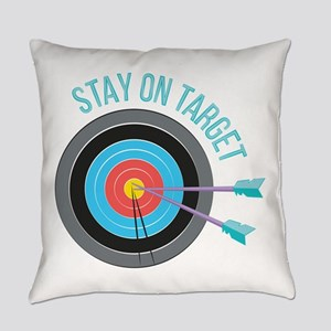 Stay On Target Everyday Pillow