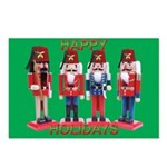 The Shriners Nutcrackers Postcards (Package of 8)