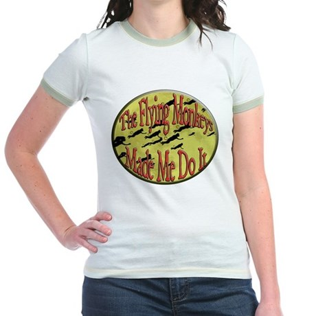 Flying Monkeys Jr. Ringer T-Shirt
