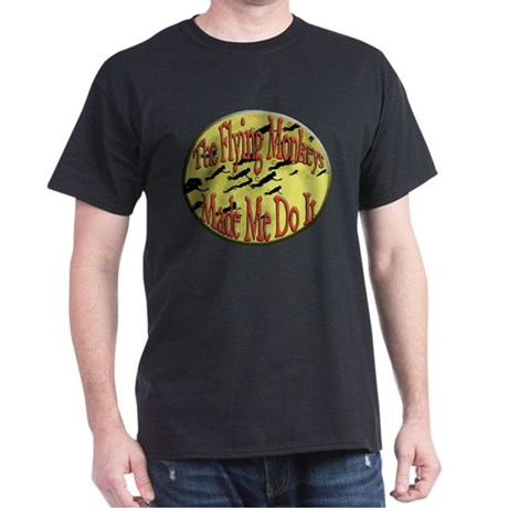 Flying Monkeys Dark T-Shirt