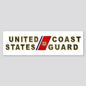 USCG Bumper Sticker