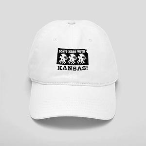 Don't Mess With Kansas Cap