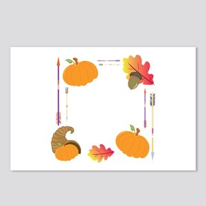 Thanksgiving Frame Postcards (Package of 8)