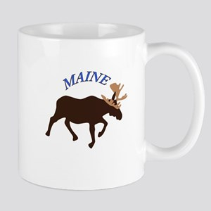 Maine Moose Mugs