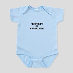 Property of BROOKLYNN Body Suit