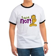 I think NOT! Garfield Ringer T