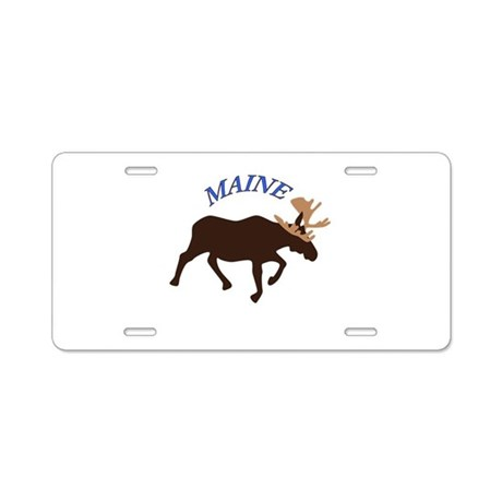 Maine_Moose_Aluminum_License_Plate_300x300?height=300&width=300&qv=90&side=front maine moose aluminum license plates cafepress