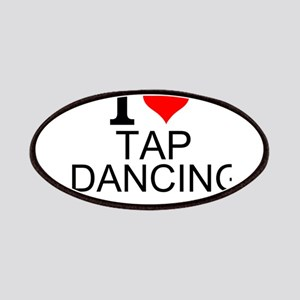 I Love Tap Dancing Patch