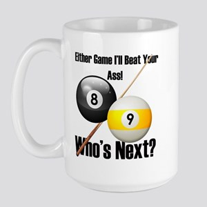 Who's Next Large Mug