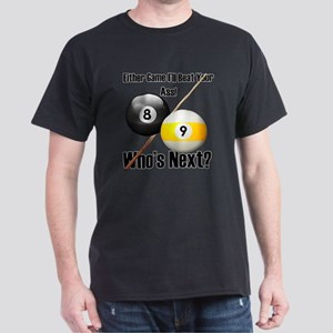 Who's Next Dark T-Shirt
