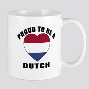 Dutch Patriotic Designs 11 oz Ceramic Mug