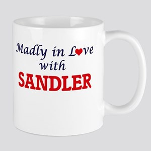 Madly in love with Sandler Mugs