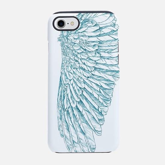 Blue Angle iPhone 8/7 Tough Case