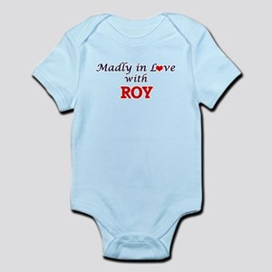 Madly in love with Roy Body Suit