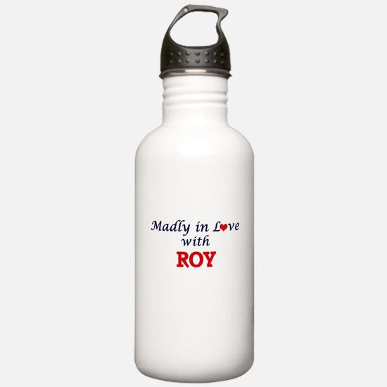 Madly in love with Roy Water Bottle
