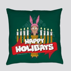 Bob's Burgers Louise Holiday Everyday Pillow